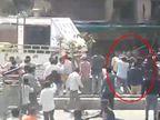 વડોદરામાં ચૂંટણીપ્રચારના અંતિમ કલાકો હિંસક, ભાજપ-કોંગ્રેસના કાર્યકરો વચ્ચે લાઠીયુદ્ધ-પથ્થમારો અને છુટ્ટાહાથની મારામારી, પોલીસને પણ ગાંઠ્યા નહીં|વડોદરા,Vadodara - Divya Bhaskar