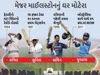 ભારતના ક્રિકેટ ઇતિહાસની વાત થશે ત્યારે ગાવસ્કર, કપિલ, સચિન અને યુવરાજે મોટેરા ખાતે બનાવેલા આ માઇલસ્ટોન કાયમ યાદ કરાશે|ક્રિકેટ,Cricket - Divya Bhaskar