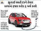 કંપની ભારતીય બજારમાં 3200 કરોડ રૂપિયાનું રોકાણ કરશે, બજેટ EV લોન્ચ કરીને ઓડિયન્સ ગ્રુપ વધારશે|ઓટોમોબાઈલ,Automobile - Divya Bhaskar