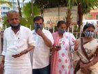 વડોદરામાં પ્રચારના અંતિમ દિવસે થયેલી મારામારી બાદ વોર્ડ નં-16ના તમામ બૂથ સંવેદનશીલ જાહેર કરવાની માગ,કોંગ્રેસના આગેવાનોએ કમિશનરને આવેદનપત્ર આપ્યું|વડોદરા,Vadodara - Divya Bhaskar