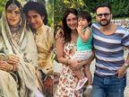 નાની ઉંમરમાં લગ્ન, ડિવોર્સ તથા દીકરાના નામ સુધી, સૈફ અલી ખાનનું અંગત જીવન વિવાદમાં રહ્યું છે|બોલિવૂડ,Bollywood - Divya Bhaskar