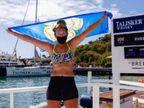 40 કિલો ચોકલેટ ખાઈને 21 વર્ષીયટીચર એટલાન્ટિક મહાસાગર પારકરનારીદુનિયાનીસૌથી યંગસોલો વીમેન બની|લાઇફસ્ટાઇલ,Lifestyle - Divya Bhaskar