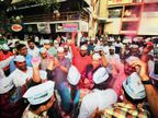 અમદાવાદ શહેરના પાટીદારોએ જુદી 'સૂરત' જાળવી, 'આપ'ને અપનાવ્યો નહીં|અમદાવાદ,Ahmedabad - Divya Bhaskar
