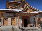 મંદિરનો અનોખો રિવાજ; દેવી માતાના આ મંદિરમાં પતિ-પત્નીનું એકસાથે પૂજા કરવું વર્જિત મનાય છે ધર્મ,Dharm - Divya Bhaskar