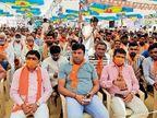 લવજેહાદ કાયદો અમીર કે ગરીબ માટે નથી એ સમજી જજો : પાટીલ કેશોદ,Keshod - Divya Bhaskar