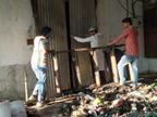 આગની ઘટના બાદ ફાયર સેફ્ટી વિનાનું ગોડાઉન સીલ કરાયું|બારડોલી,Bardoli - Divya Bhaskar