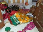 માંડણ કુંડલાના મંદિરમાં તસ્કરોનો તરખાટ, દાગીના અને રોકડની ચોરી|ગોંડલ,Gondal - Divya Bhaskar