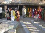 ખેડા જિલ્લાની પાંચ નગરપાલિકાઓમાં 56.51 ટકા મતદાન|નડિયાદ,Nadiad - Divya Bhaskar