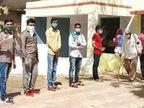 લખપત તાલુકામાં જિલ્લા પંચાયતની અને તાલુકા પંચાયતની બેઠક પર શાંતિપૂર્ણ 78.10 ટકા મતદાન દયાપર,Dayapar - Divya Bhaskar