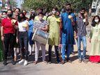 તાપી જિલ્લા પંચાયતની ચૂંટણીમાં 71.44 ટકા મતદાન|વ્યારા,Vyara - Divya Bhaskar