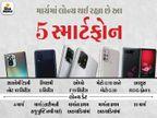માર્ચ મહિનામાં લોન્ચ થશે આ 5 સ્માર્ટફોન, કિંમત ₹10 હજારથી લઈને ₹50 હજાર; જાણો તમારા માટે બેસ્ટ કયો રહેશે ગેજેટ,Gadgets - Divya Bhaskar