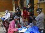 રાજકોટમાં કોરોનાથી 2ના મોત, બપોર સુધીમાં 25 કેસ નોંધાયા, 5181 લોકોએ વેક્સિન લીધી રાજકોટ,Rajkot - Divya Bhaskar
