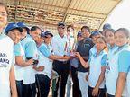 મહિલા દિને ઓલપાડમાં વુમન્સ ક્રિકેટ ટુર્નામેન્ટ|કીમ,Kim - Divya Bhaskar