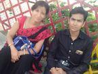મારી પત્નીને મારો મૃતદેહ આપવો નહીં, લખી અકાઉન્ટન્ટ પતિએ ટ્રેન નીચે પડતું મૂકી મોતને વહાલું કર્યું|સુરત,Surat - Divya Bhaskar