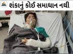 ચારિત્ર પર શંકા જતા પતિએ કુહાડી વડે પત્નીની હથેળી અને પગનો પંજો કાપી નાંખ્યો, ડોક્ટરે 6 કલાક ઓપરેશનથી તે જોડ્યા ઈન્ડિયા,National - Divya Bhaskar