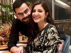 અનુષ્કા શર્મા-વિરાટ કોહલીની દીકરી 2 મહિનાની થઈ, અમદાવાદની હોટલમાં સેલિબ્રેશન કર્યું|બોલિવૂડ,Bollywood - Divya Bhaskar