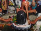 જાણો શિવલિંગ પર કેમ પાણી, દૂધ, દહીં અને શીતલતા આપતી વસ્તુઓ ચઢાવવામાં આવે છે|વ્રત-તહેવાર,Vrat-Tyohar - Divya Bhaskar