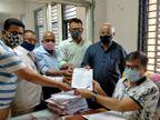 મહેમદાવાદ નગરપાલિકામાં ભ્રષ્ટાચાર થયાના આક્ષેપ સાથે રજૂઆત કરાઇ|નડિયાદ,Nadiad - Divya Bhaskar