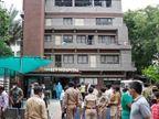 શ્રેય અગ્નિકાંડમાં પીડિતોને સાંભળ્યા વગર જ પંચે રિપોર્ટ રજૂ કર્યાનો આક્ષેપ|અમદાવાદ,Ahmedabad - Divya Bhaskar