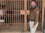 સાઉથ દિલ્હીના હૌઝ ખાસ પોલીસ સ્ટેશનમાં પુરુષકેદીઓનીરખેવાળી કોન્સ્ટેબલ સુનિતા મીના કરે છે, પોતાના કામથી ઘણી ખુશ છે|લાઇફસ્ટાઇલ,Lifestyle - Divya Bhaskar