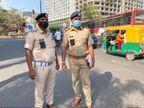 ગુજરાત પોલીસ 'બોડી વોર્ન કેમેરા'થી સજ્જ બની, ટ્રાફિક પોલીસ લાંચ લે અથવા ચાલક ગેરવર્તન કરે તો કેમેરાની આંખથી બચી નહીં શકે|અમદાવાદ,Ahmedabad - Divya Bhaskar