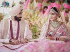 જસપ્રીત બુમરાહે સ્પોર્ટ્સ એન્કર સંજના ગણેશન સાથે લગ્ન કર્યા, સોશિયલ મીડિયામાં તસવીરો શેર કરી|ક્રિકેટ,Cricket - Divya Bhaskar