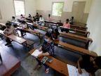 અમદાવાદમાં કોરોનાના કેસો વધતાં લૉકડાઉન જેવો માહોલ છતાં સ્કૂલ-સંચાલકોને આવક થાય એ માટે સ્કૂલો ચાલુ રખાઈ|અમદાવાદ,Ahmedabad - Divya Bhaskar