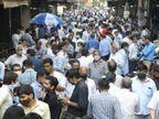 જીવતાંને ગણતા નથી, મરેલાને ગણતરીમાં લેતા નથી, ચોપડે માત્ર 5 મોત નોંધ્યા, સ્મશાને મૃતદેહ મોકલ્યા 50|સુરત,Surat - Divya Bhaskar