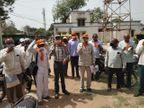 ભારતીય કિસાન સંઘ બાઈક રેલી કાઢી વિધાનસભા પહોંચે તે પહેલા 15 ખેડૂતોની અટકાયત કરાઈ|ગાંધીનગર,Gandhinagar - Divya Bhaskar