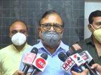 રાજકોટના ધારાસભ્ય ગોવિંદ પટેલે કહ્યું- ચૂંટણીમાં અમારા નેતાઓ અને કાર્યકર્તાઓએ મજૂરી કરી, કાળી મજૂરી કરનારને કોરોના થતો નથી|રાજકોટ,Rajkot - Divya Bhaskar