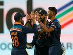 ઇંગ્લેન્ડ સામે વર્લ્ડ કપમાં મળેલી હારનો બદલો લીધો, પ્રસિદ્વ કૃષ્ણ ડેબ્યુ પર 4 વિકેટ લેનાર ભારતનો પ્રથમ બોલર બન્યો|ક્રિકેટ,Cricket - Divya Bhaskar