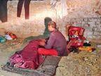 ઉમરેઠમાં જમવા બાબતે ઝઘડો થતા પતિએ પત્નીના માથામાં પથ્થરના ઘા મારી હત્યા નિપજાવી|આણંદ,Anand - Divya Bhaskar