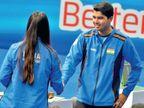 મનુ-સૌરભ ઓલિમ્પિક મેડલના દાવેદાર, કેમ કે જ્યારથી મિક્સ્ડ ડબલ્સમાં સાથે રમવાનું શરૂ કર્યું, હાર્યા નથી, 5મી વાર શુટિંગ વર્લ્ડ કપમાં ગોલ્ડ જીત્યો|સ્પોર્ટ્સ,Sports - Divya Bhaskar