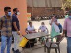 શહેર અને જિલ્લામાં સતત બીજા દિવસે 500થી વધુ કેસ, 461 દર્દી સાજા થયા, 2ના મોત સાથે મૃત્યુઆંક 2,340 થયો|અમદાવાદ,Ahmedabad - Divya Bhaskar