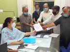 જીએસટી કાયદામાં ફેરફાર કરી નવા સ્વરૂપમાં લાવવા વેરાવળમાં વેપારીઓએ પ્રાંત અધિકારીને આવેદન પત્ર પાઠવ્યું જુનાગઢ,Junagadh - Divya Bhaskar