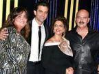 રાકેશ રોશન પત્ની પિંકી તથા દીકરી સુનૈના સાથે લોનાવલા શિફ્ટ થયા, રીતિક મુંબઈમાં જ રહેશે|બોલિવૂડ,Bollywood - Divya Bhaskar
