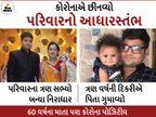 માતા-પુત્ર સાથે કોરોના પોઝિટિવ આવ્યા: ચાર જ દિવસમાં જુવાનજોધ દિકરાનું મોત, 3 વર્ષની બાળકીએ પિતાની છત્ર છાયા ગુમાવી|અમદાવાદ,Ahmedabad - Divya Bhaskar