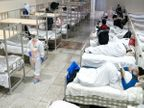24 લાખની વસ્તીવાળા નાગપુરમાં કોરોના દર્દીઓ માટે ફક્ત 470 બેડ ખાલી, મેડિકલ કોલેજના બેઝમેન્ટમાં 90 બેડ લગાવવા પડ્યા|ઈન્ડિયા,National - Divya Bhaskar