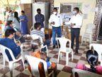 જિલ્લા કલેકટર અને મ્યુનિસિપલ કમિશનરે રસીકરણ કેંદ્રોની મુલાકાત લીધી, લોકોને રસીકરણ ઝુંબેશમાં જોડાવવા માટે અપીલ|જામનગર,Jamnagar - Divya Bhaskar