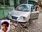 લગ્ન મંડપમાંથી ગાડી હટાવવા કારમાલિકની પત્ની પાસેથી કિશોરે ચાવી લીધી, હંકારવા જતા અકસ્માત|વાપી,Vapi - Divya Bhaskar