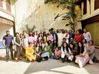 કોરોનાકાળના 1 વર્ષમાં 1 હજાર લોકોને રેકીથી ડિસ્ટન્સ હિલિંગ આપ્યું, લોકો માટે જોબ છોડી|અમદાવાદ,Ahmedabad - Divya Bhaskar