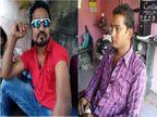 જેતપુરમાં હોળીના દિવસે મોટાભાઈએ નાનાભાઈની કાતરથી હત્યા કરી, શહેરના ધમધમતા ચોકમાં ખૂની ખેલ ખેલાયો રાજકોટ,Rajkot - Divya Bhaskar