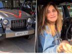 બહેન આરતી સિંહે પોતાના દમ પર કાર ખરીદી તો કૃષ્ણા અભિષેકે કહ્યું, 'મારી પાસેથી એક રૂપિયો નથી લીધો, મારા માટે ગર્વની વાત'|ટીવી,TV - Divya Bhaskar