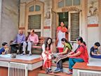 પરિવાર, પ્રેમ, પૈસા, પ્રતિષ્ઠા અને પાવરનાં 5 મુલ્યોથી સુરતીઓ સૌથી ખુશ સુરત,Surat - Divya Bhaskar