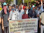 રાજકોટમાં ક્રેડિટ કો-ઓપરેટીવ સોસાયટીના ચેરમેન પ્રદિપ ડાવેરા સહિત ત્રણ સામે 4 કરોડથી વધુની છેતરપિંડી કરવાનો ગુનો નોંધાયો, પોલીસે ધરપકડની તજવીજ હાથ ધરી|રાજકોટ,Rajkot - Divya Bhaskar