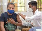 વડોદરામાં નર્સિગ સિસ્ટરે 2 હજાર લોકોને કોવિશિલ્ડ રસી મૂકી, મેલ નર્સે 900 લોકોને રસી મૂકીને કોરોના કવચથી સુરક્ષિત કર્યાં|વડોદરા,Vadodara - Divya Bhaskar
