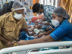 વડોદરાની સયાજી હોસ્પિટલમાં રોજ 5થી 6 બાળકો કોરોનાની સારવાર માટે આવે છે, પીડીયાટ્રીક વિભાગમાં 8 બેડની સુવિધા ઉભી કરાઇ|વડોદરા,Vadodara - Divya Bhaskar