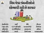 સરકાર ચિપ મેકર કંપનીઓને લોભાવવાનો પ્રયાસ કરી રહી છે, 7300 કરોડ રૂપિયા કેશ આપવા તૈયાર|ગેજેટ,Gadgets - Divya Bhaskar