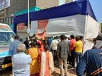 ગાંધીનગર સિવિલ ફરી કોવિડ હોસ્પિટલમાં ફેરવાઈ, જિલ્લામાં એક જ દિવસમાં 50 કેસ, 2 દર્દીનાં મોત ગાંધીનગર,Gandhinagar - Divya Bhaskar