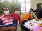 પોલીસ સ્ટેશનમાં બાળકને ફીડિંગ કરાવ્યું, ડોક્ટર ડોબરિયા તો 22 દિવસ સુધી ઘરે ગયા વિના હોસ્પિટલમાં ખડેપગે રહ્યા|રાજકોટ,Rajkot - Divya Bhaskar